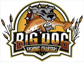 Big Dog Fishing Charters logo