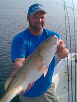 Captain David Bourgeois, Big Dog Fishing Charters